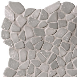 Nord Smoke Stone Mosaico | Ceramic mosaics | Fap Ceramiche