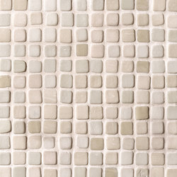 Nord Natural Solid Color Mosaico | Ceramic mosaics | Fap Ceramiche