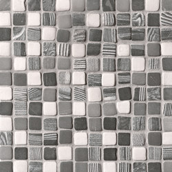 Nord Optical Solid Color Mosaico | Ceramic mosaics | Fap Ceramiche