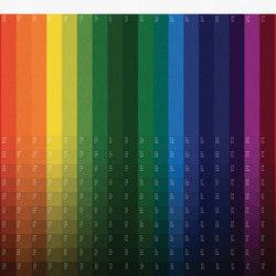 Teknokrome | Wall coverings / wallpapers | LONDONART