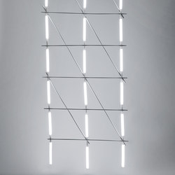 Rope Light Collection - Light Curtain | Suspended lights | AKTTEM