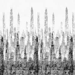 Urban Sack | Wandbeläge / Tapeten | LONDONART