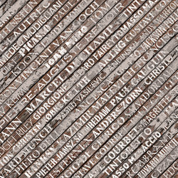 Vertikal | Wall coverings / wallpapers | LONDONART