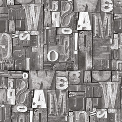 Letras De Madera | Wandbeläge / Tapeten | LONDONART