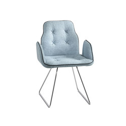 Betibu' | SL P | Visitors chairs / Side chairs | CHAIRS & MORE