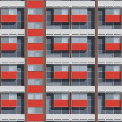 Basterfield House | Revestimientos de paredes / papeles pintados | LONDONART
