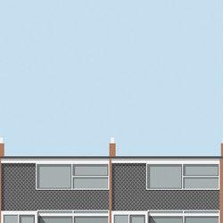 Modern Span | Wall coverings / wallpapers | LONDONART s.r.l.