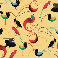 Birds Of Paradise | Wall coverings / wallpapers | LONDONART
