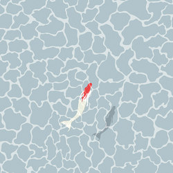 Mermaid | Wall coverings / wallpapers | LONDONART