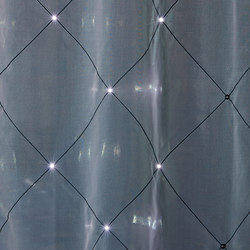 Sheen Crystal | Stripe Lux | Curtain fabrics | Forster Rohner Textile Innovations