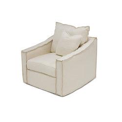 Duke Swivel Club Chair Armchairs From Verellen