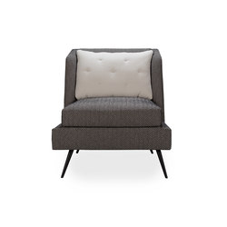 Emerson | Club Chair | Poltrone lounge | Verellen