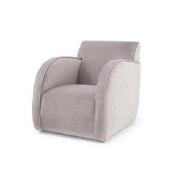 Emile | Swivel Club Chair | Sessel | Verellen