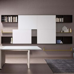 Aliante | Open System | Wall storage systems | Estel Group