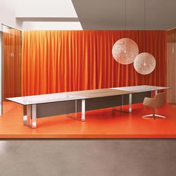 Altagamma | Meeting Table | Contract tables | Estel Group