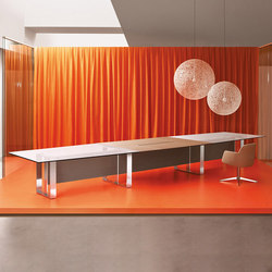 Altagamma | Meeting Table | Tavoli multimediali per conferenze | Estel Group