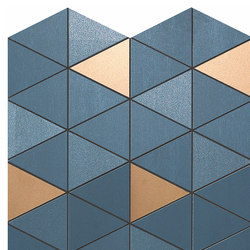 Mek blue mosico diamond | Ceramic tiles | Atlas Concorde