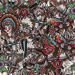 Pura Vida | Wall coverings / wallpapers | LONDONART