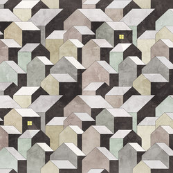 Welcome To Sky Valley | Wall coverings / wallpapers | LONDONART