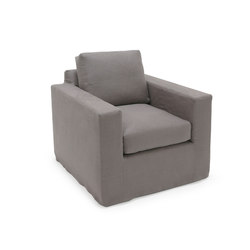Gregoire | Swivel Club Chair | Poltrone | Verellen
