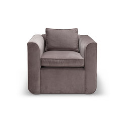 Greyson | Swivel Club Chair | Armchairs | Verellen
