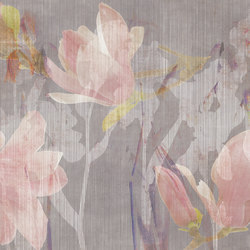 Magnolia colorful | Wall art / Murals | TECNOGRAFICA
