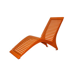 MCL720-M Chaise Lounge | Méridiennes de jardin | Maglin Site Furniture