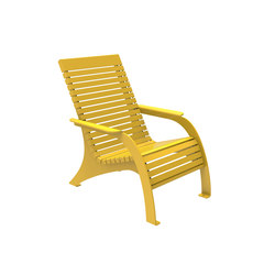 MCCH720-M Chaise Chair | Fauteuils de jardin | Maglin Site Furniture