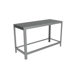 MLTB1050-BH-PCC Bar Height Table | Tables hautes de jardin | Maglin Site Furniture