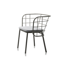 Jujube | SP A | Garden chairs | CHAIRS & MORE SRL