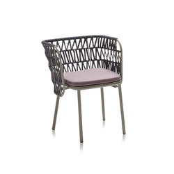 Jujube | SP INT | Garden chairs | CHAIRS & MORE SRL