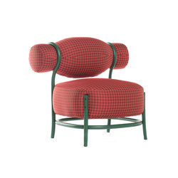 Chignon | Lounge chairs | WIENER GTV DESIGN