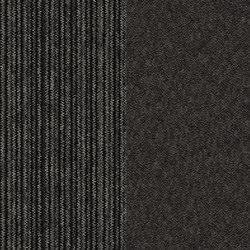 World Woven - ShadowBox Loop Black variation 1 | Carpet tiles | Interface USA