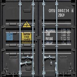 Container | Wandbeläge / Tapeten | LONDONART