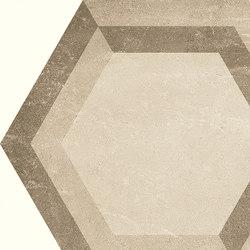 Domme | Lods Mix Cream | Floor tiles | CARMEN