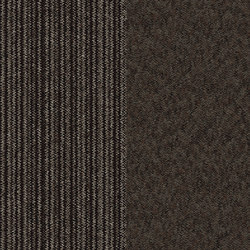 World Woven - ShadowBox Loop Brown variation 1 | Carpet tiles | Interface USA