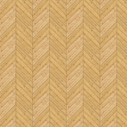 FLOORs Selection Chevron Larch | Wood flooring | Admonter Holzindustrie AG
