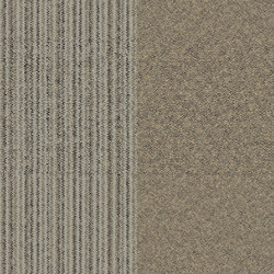 World Woven - ShadowBox Velour Linen variation 1 | Carpet tiles | Interface USA
