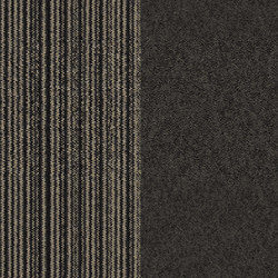 World Woven - ShadowBox Velour Charcoal variation 1 | Carpet tiles | Interface USA