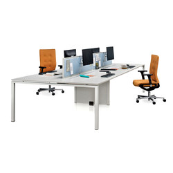Asterisco IN | Multiple Desks | Schreibtische | Estel Group