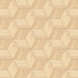 FLOORs Selection Rhombus Larch white | Wood flooring | Admonter Holzindustrie AG