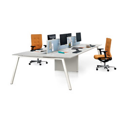 Asterisco IN | Multiple Desks | Sistemas de mesas | Estel Group