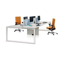 Asterisco IN | Multiple Desks | Desks | Estel Group