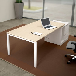 Asterisco IN | Executive Desk | Escritorios individuales | Estel Group