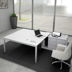 Asterisco IN | Executive Desk | Scrivanie individuali | Estel Group