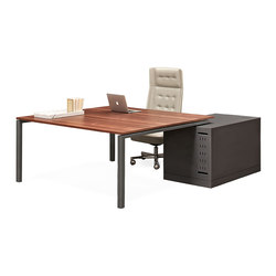 Asterisco IN | Executive Desk | Scrivanie individuali | Estel Group
