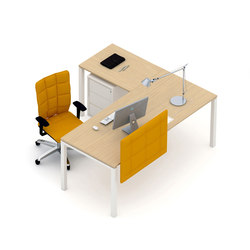 Asterisco IN | Single Desk | Einzeltische | Estel Group