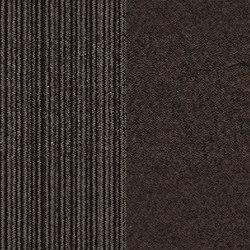 World Woven - ShadowBox Velour Brown variation 1 | Teppichfliesen | Interface USA