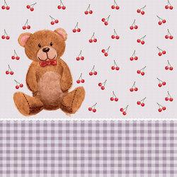 Teddy | Wandbeläge / Tapeten | LONDONART