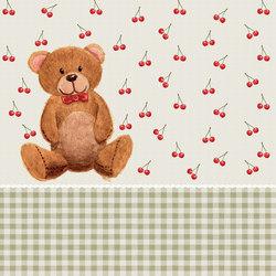 Teddy | Wall coverings / wallpapers | LONDONART